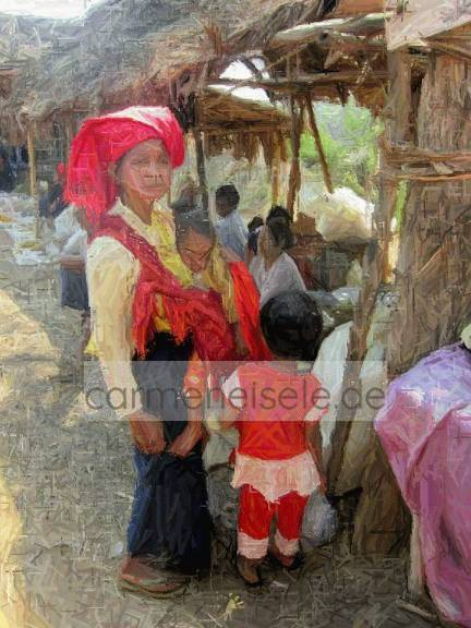 Myanmar Tribe